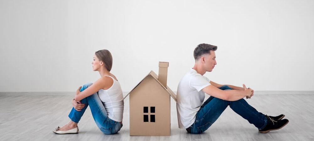 離婚と別居