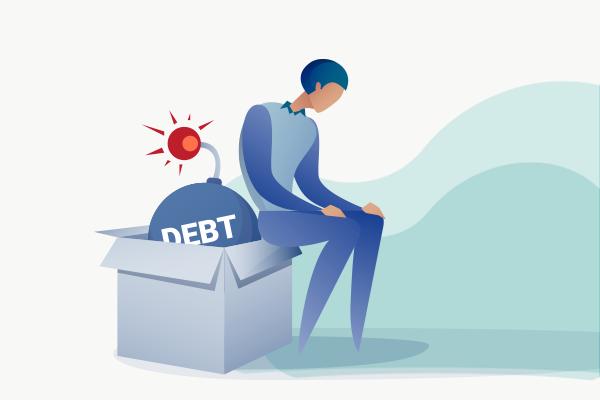 借金について