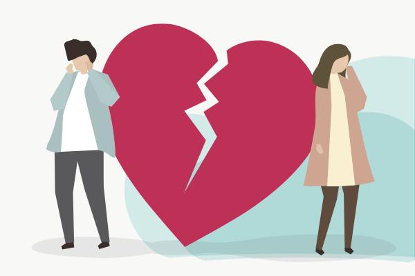 離婚問題について